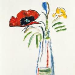 Blumen-, Grusskarten