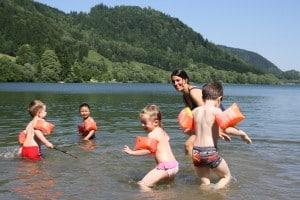 Ferienfahrt der DOMUS-Kinder
