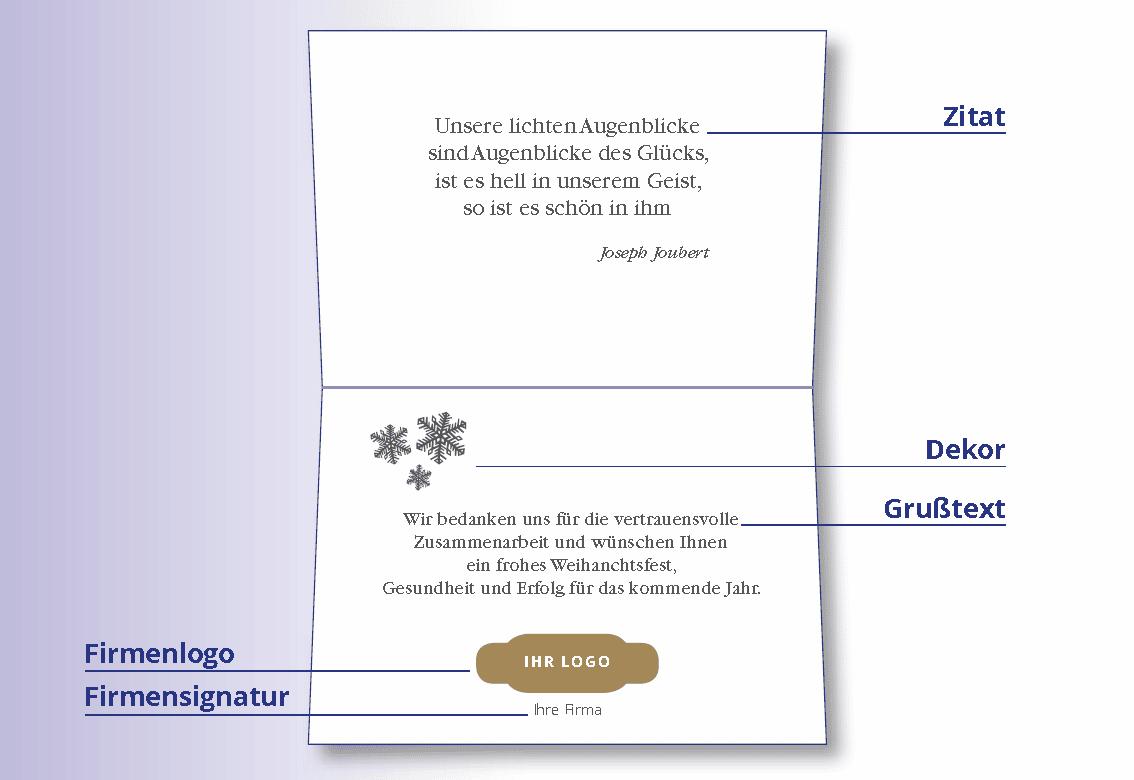 Eindruck - Offizielle Lions Weihnachtskarten online bestellen