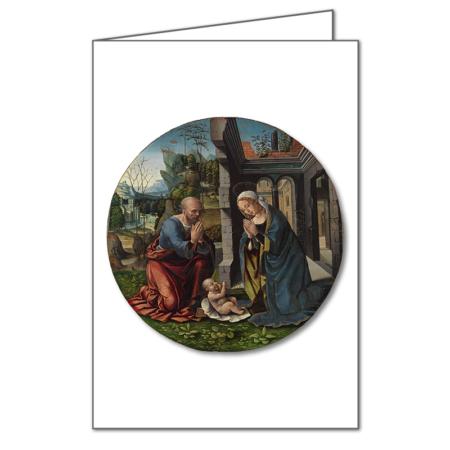Geburt Christi -S.Lucia